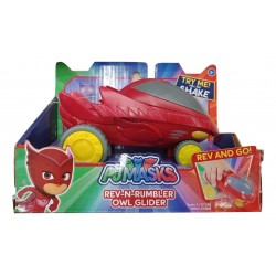 PJ Masks Rev-N-Rumbler Owl Glider Vehicle