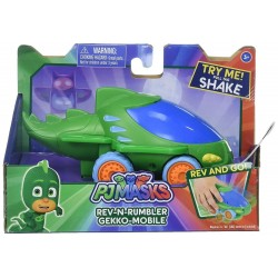 PJ Masks Rev-N-Rumbler Gekko Mobile Vehicle