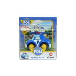 Robocar Poli - Speedy Racer Poli