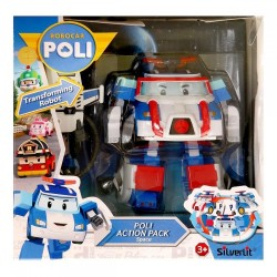 Robocar Poli - Poli Action Pack Space Transforming Robot