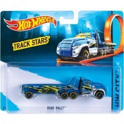 Hot Wheels Track Stars Road Rally