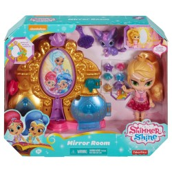 Shimmer and Shine Mirror Room