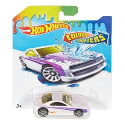Hot Wheels Color Shifters Muscle Tone Vehicle