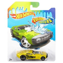 Hot Wheels Color Shifters Nitro Doorslammer Vehicle - Yellow