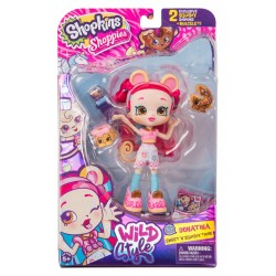 Shopkins Shoppies Wild Style Donatina Doll