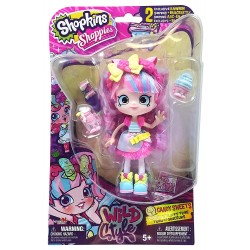 Shopkins Shoppies Wild Style Candy Sweets Doll
