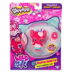 Shopkins Squeak Sweetie Doll