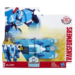 Transformers Robots in Disguise Combiner Force 1-Step Changer Blurr