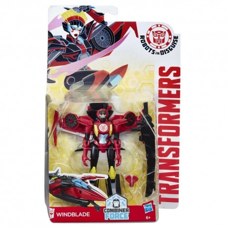 Transformers Robots in Disguise Combiner Force Warriors Class Windblade