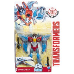 Transformers Robots in Disguise Combiner Force Warriors Class Starscream