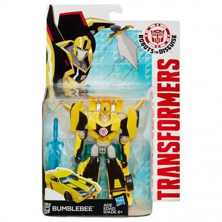 Transformers Robots in Disguise Combiner Force Warriors Class Bumblebee Figure