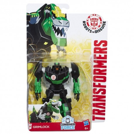 Transformers Robots in Disguise Combiner Force Warriors Class Grimlock Figure