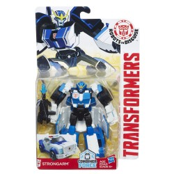 Transformers Robots in Disguise Combiner Force Warriors Class Strongarm Figure