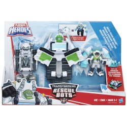 Playskool Heroes Transformers Rescue Bots Arctic Rescue Boulder