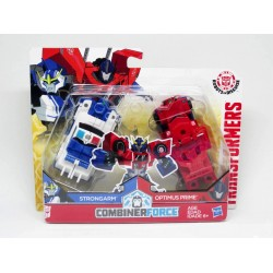 Transformers Robots in Disguise Combiner Crash Combiner Primestrong