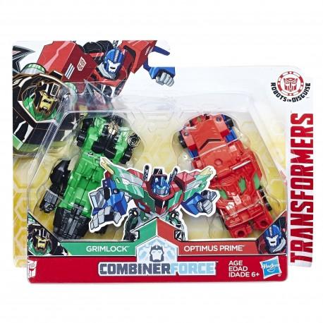 Transformers Robots in Disguise Combiner Crash Combiner Primelock
