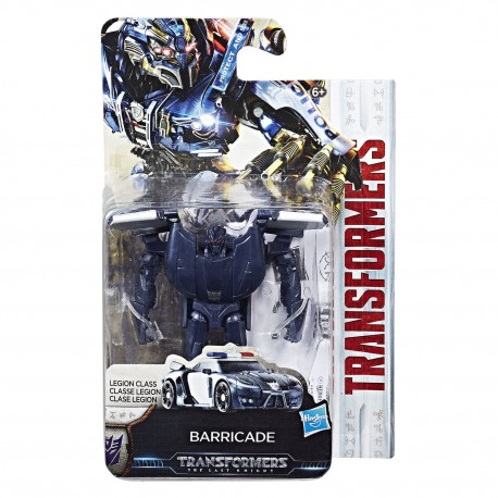 Transformers The Last Knight Legion Class Barricade