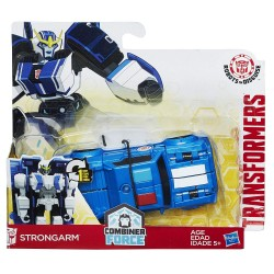 Transformers Robots in Disguise Combiner Force 1-Step Changer Strongarm