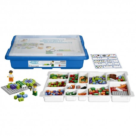 LEGO Education 45210 More To Math Core Set 1-2