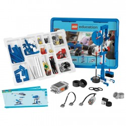 LEGO Education 9686 Simple & Powered Machines Set