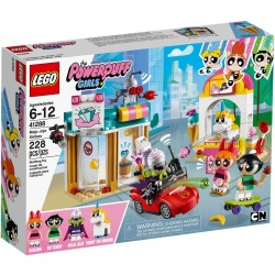 LEGO PowerPuff Girls 41288 Mojo Jojo Strikes