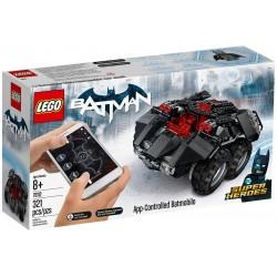 LEGO DC Super Heroes 76112 App-Controlled Batmobile