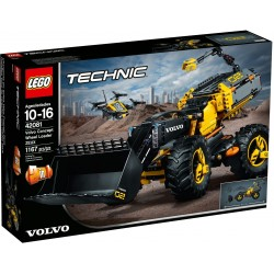 LEGO Technic 42081 Volvo Concept Wheel