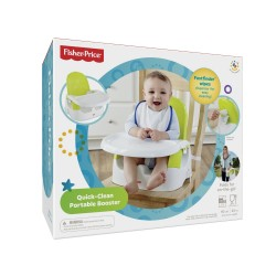 FisherPrice Quick-Clean Portable Booster