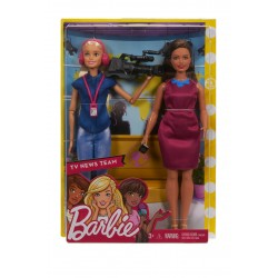 Barbie TV News Team Doll