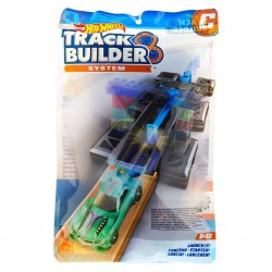 Hot Wheels Track Builder Launch It Kit with Accessories
