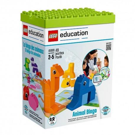 LEGO Education 45009 Duplo Animal Bingo