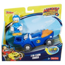 Fisher-Price Disney Mickey and The Roadster Racers - Donald's Cabin Cruiser