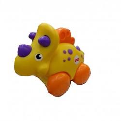 Fisher Price T-Rex-Yellow