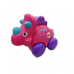 Fisher Price T-Rex-Pink