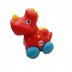 Fisher Price T-Rex-Red