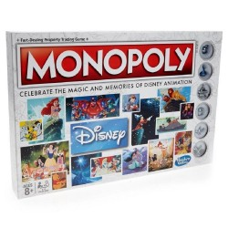 Monopoly Disney Animation Edition