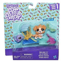 Littlest Pet Shop Paragliding Pets