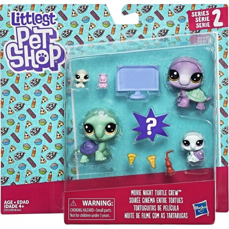 Littlest Pet Shop Turtles on the Night Film