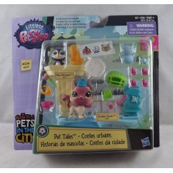 Littlest Pet Shop Pet Stories-Max McGoalie and Rosalee Pointer