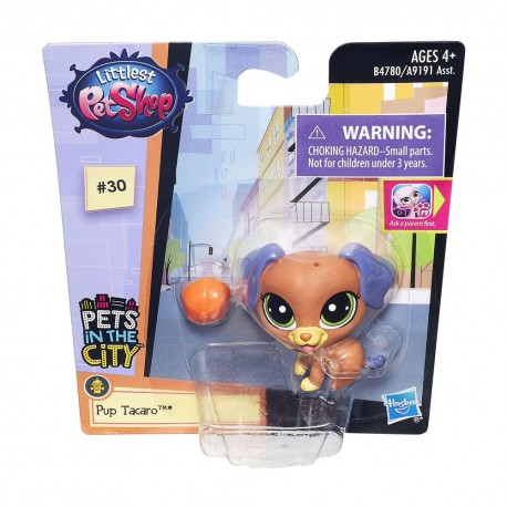 Littlest Pet Shop in the City Pup Tacaro