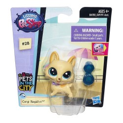 Littlest Pet Shop in the City Corgi Regalton