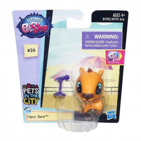 Littlest Pet Shop in the City Capsy Bara