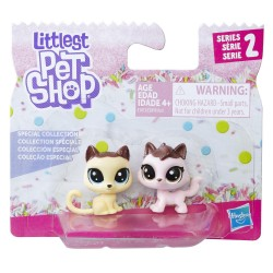 Littlest Pet Shop Frosting Frenzy BFFs-Cats