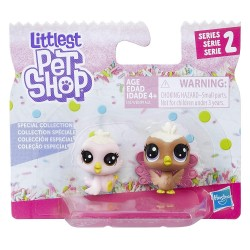 Littlest Pet Shop Frosting Frenzy BFFs-Birds
