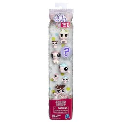 Littlest Pet Shop Frosting Frenzy Friends- Pink