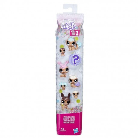 Littlest Pet Shop Frosting Frenzy Friends- Chocolate