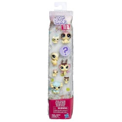 Littlest Pet Shop Frosting Frenzy Friends- Vanilla
