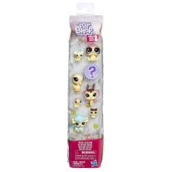 Littlest Pet Shop Frosting Frenzy Friends- Vanilla
