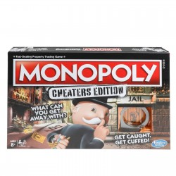Monopoly Games: Cheaters Edition