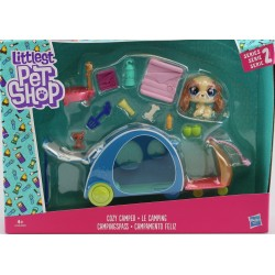 Littlest Pet Shop Cozy Camper